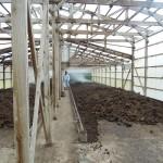 有機質肥料工場の視察