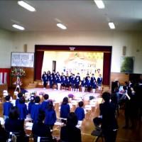 長女が幼稚園を卒園しました